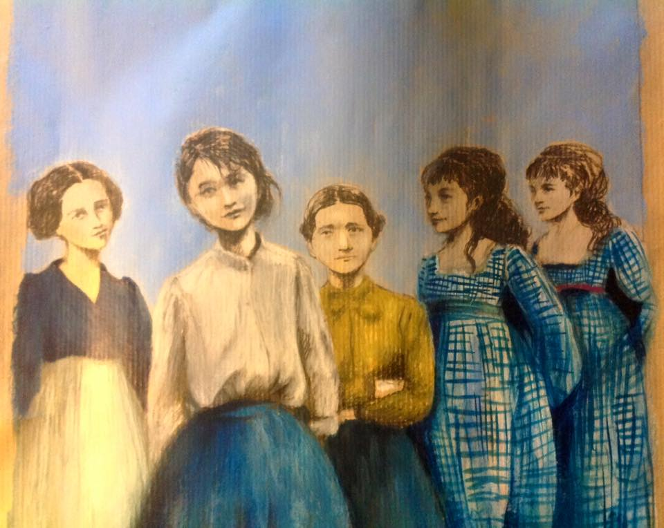 The Bennet sisters…