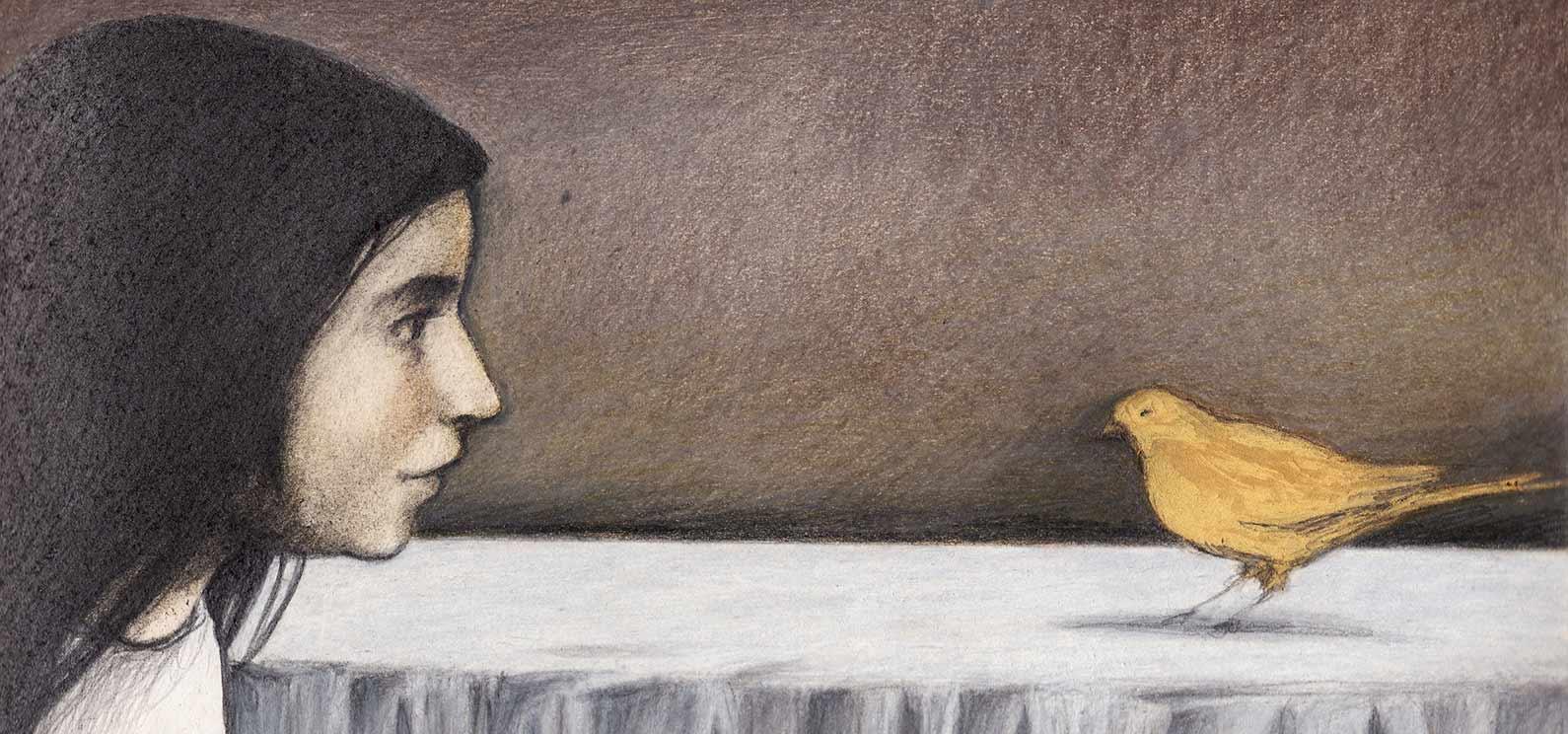 Nathalie Novi peintre littéraire