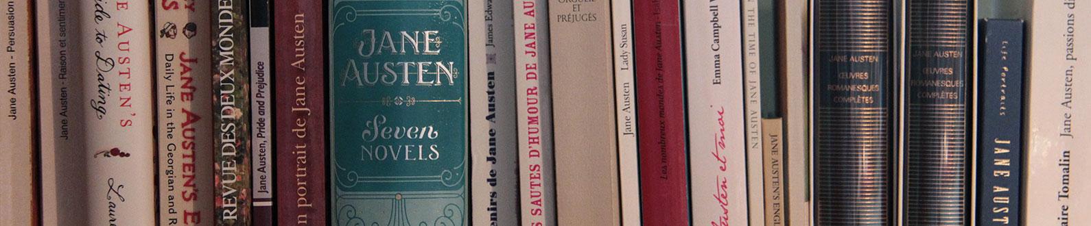 Jane Austen par Nathalie Novi