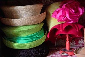 Les chapeaux de Nathalie Novi