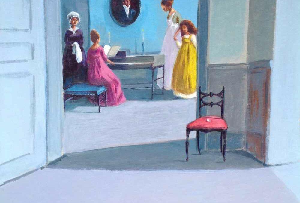 Le musée imaginaire de Jane Austen : Raison et sentiments