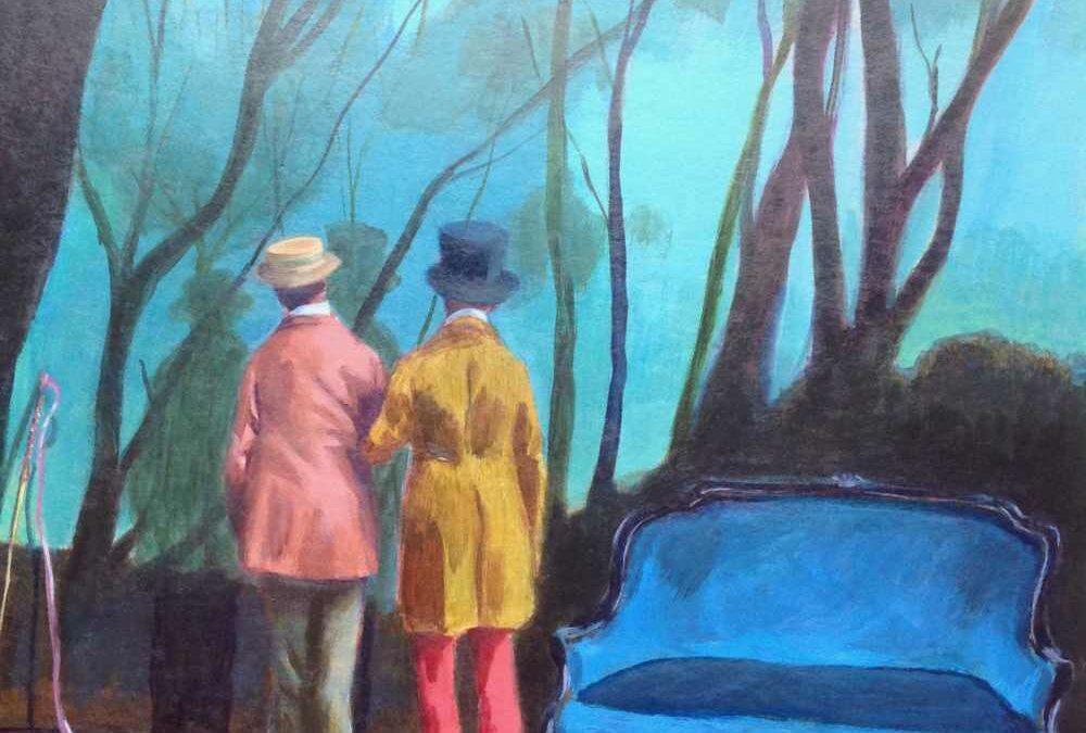 Le musée imaginaire de Jane Austen : Entre deux romans