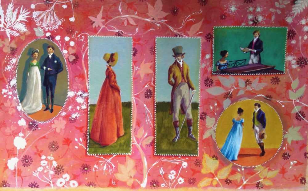 Le musée imaginaire de Jane Austen : Emma l'entremetteuse